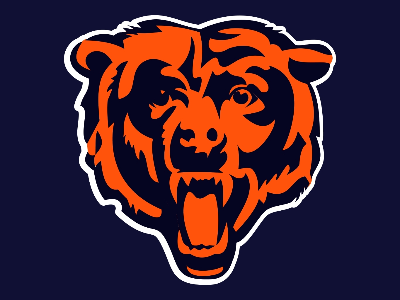 Chicago Bears High Quality Background on Wallpapers Vista