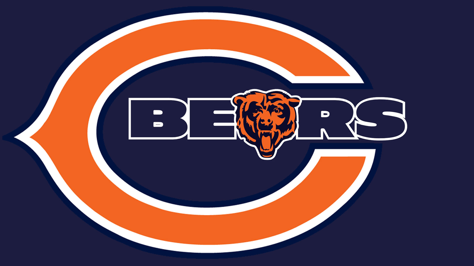 Nice wallpapers Chicago Bears 1920x1080px