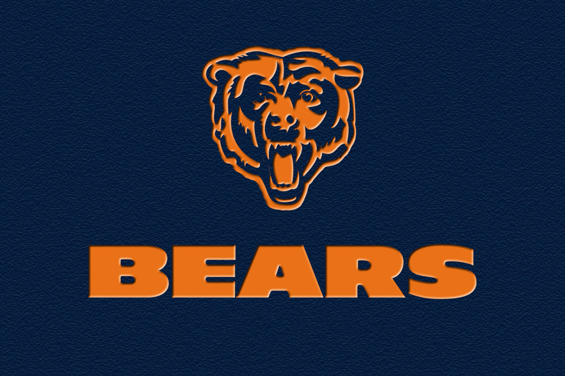 Chicago Bears Backgrounds, Compatible - PC, Mobile, Gadgets| 1800x1200 px