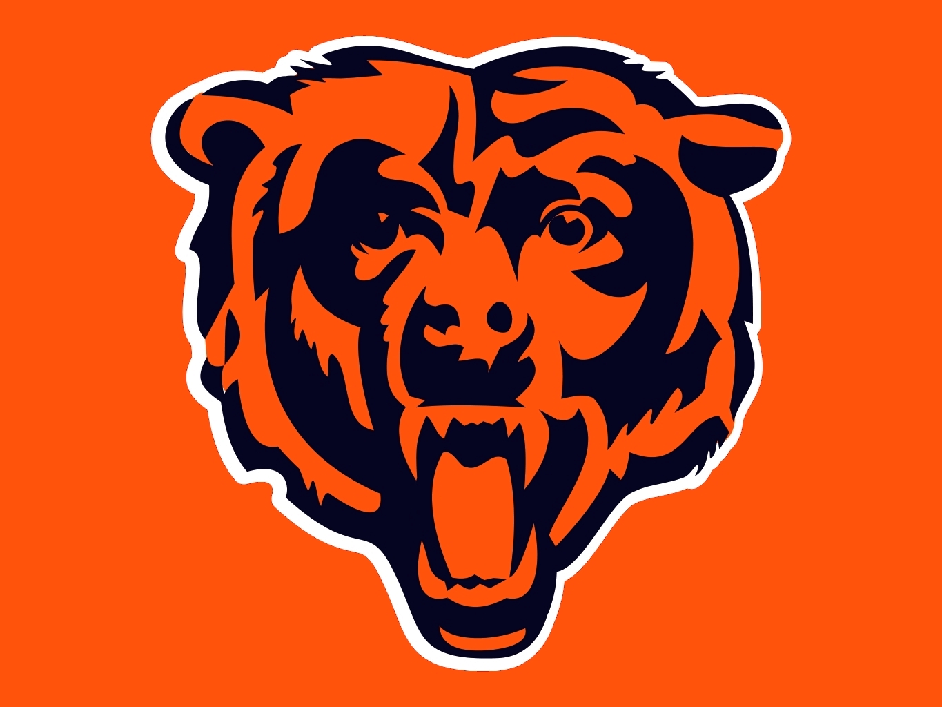Nice wallpapers Chicago Bears 1365x1024px