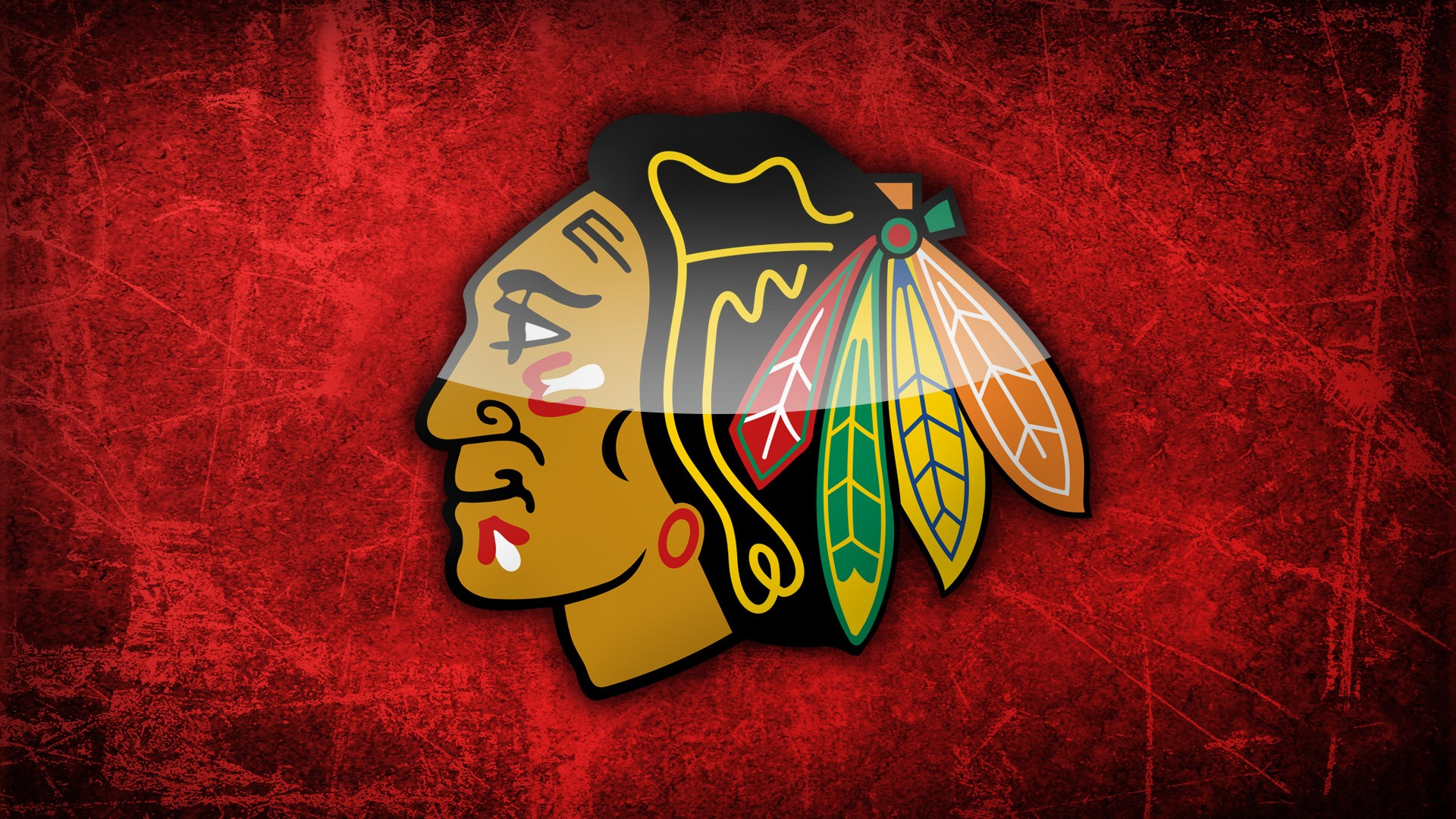 Nice Images Collection: Chicago Blackhawks Desktop Wallpapers