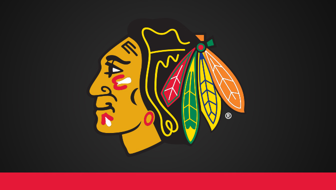 HD Quality Wallpaper | Collection: Sports, 672x380 Chicago Blackhawks