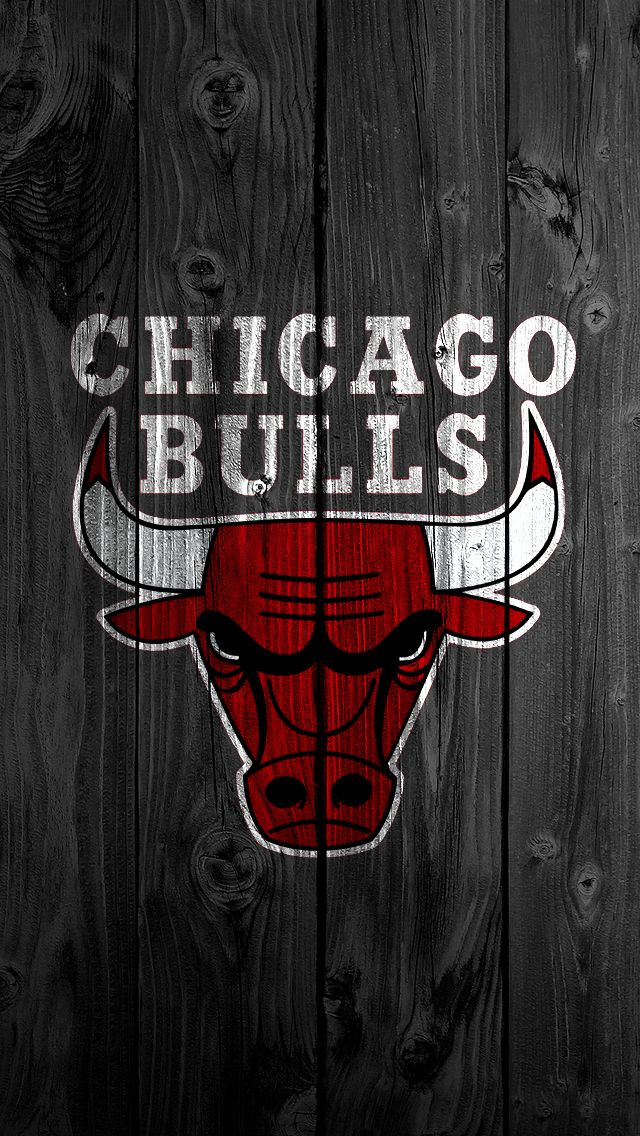 HD Quality Wallpaper | Collection: Sports, 640x1136 Chicago Bulls