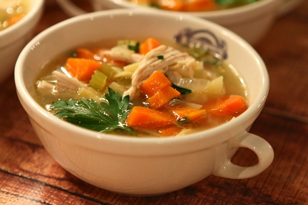 Chicken Soup Backgrounds, Compatible - PC, Mobile, Gadgets| 600x400 px