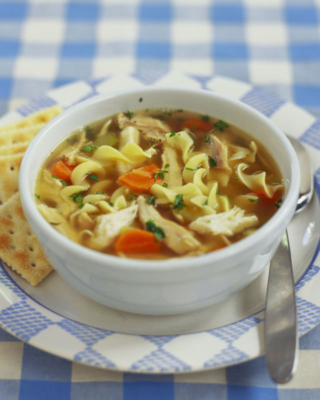 Images of Chicken Soup | 640x800