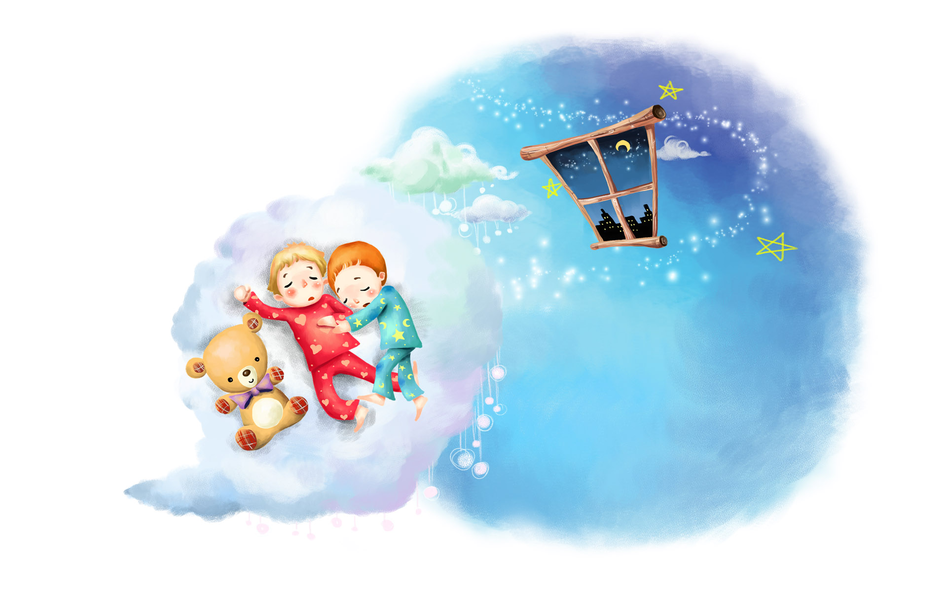 Childhood Dream Pics, Artistic Collection