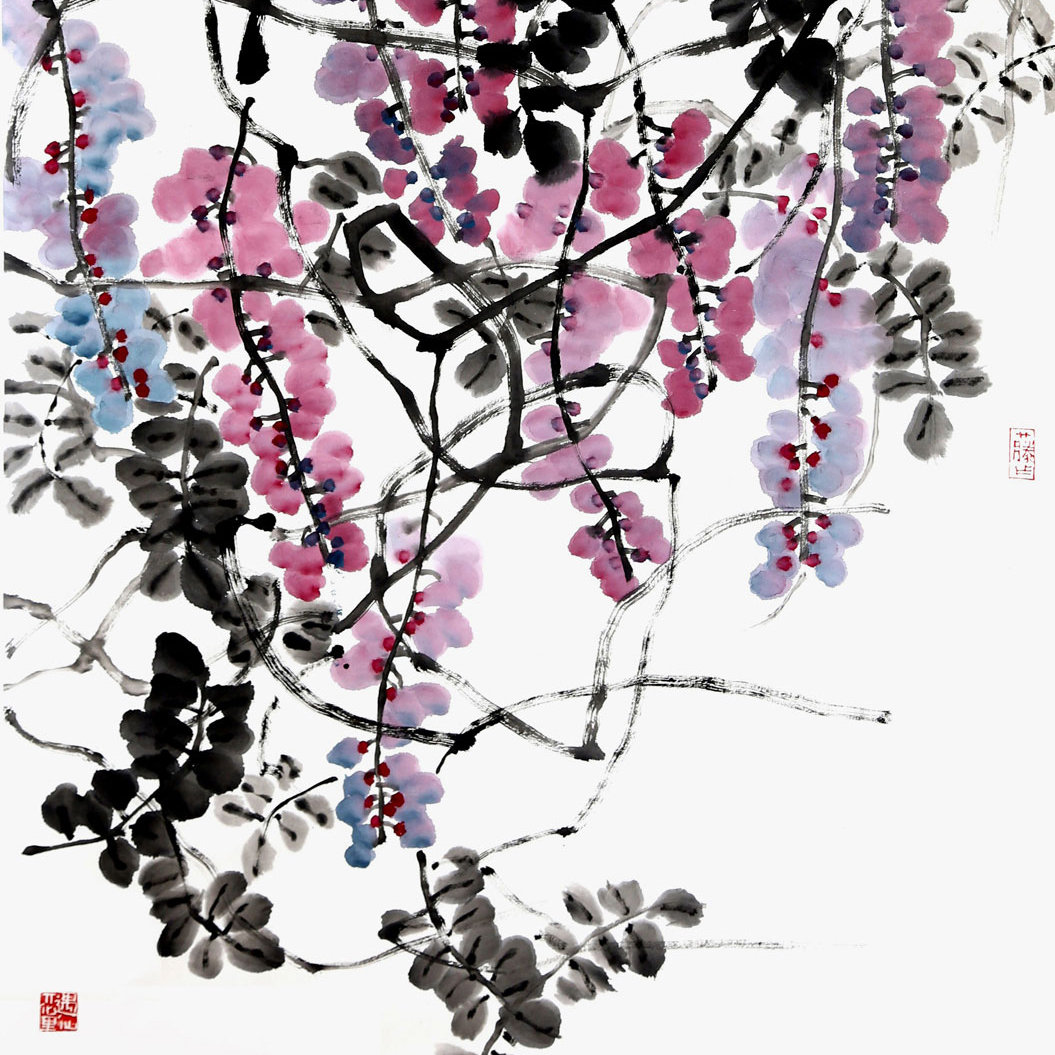 Chinese Artwork Backgrounds, Compatible - PC, Mobile, Gadgets| 1055x1055 px