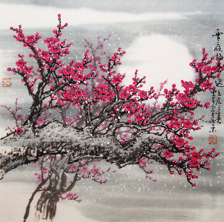 HD Quality Wallpaper | Collection: Artistic, 736x732 Chinese Artwork