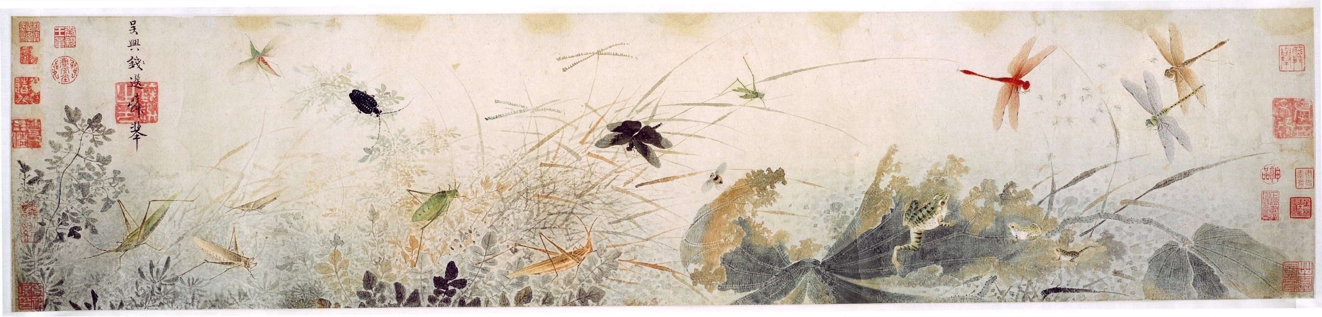 Chinese Artwork Pics, Artistic Collection