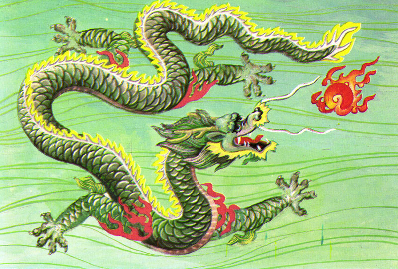 Most viewed Chinese Dragon wallpapers