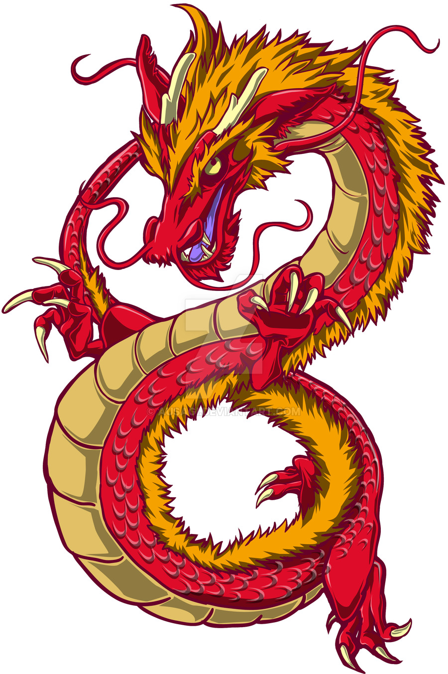 Chinese Dragon wallpapers, Artistic, HQ