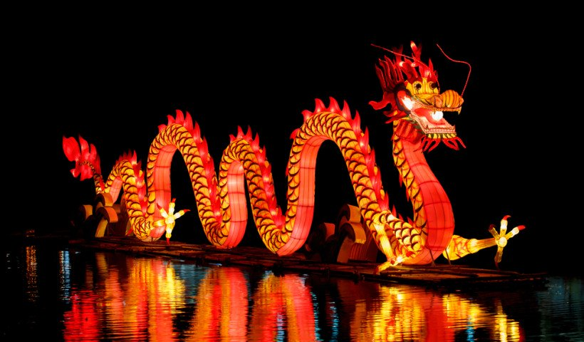 Chinese New Year Backgrounds, Compatible - PC, Mobile, Gadgets| 820x480 px