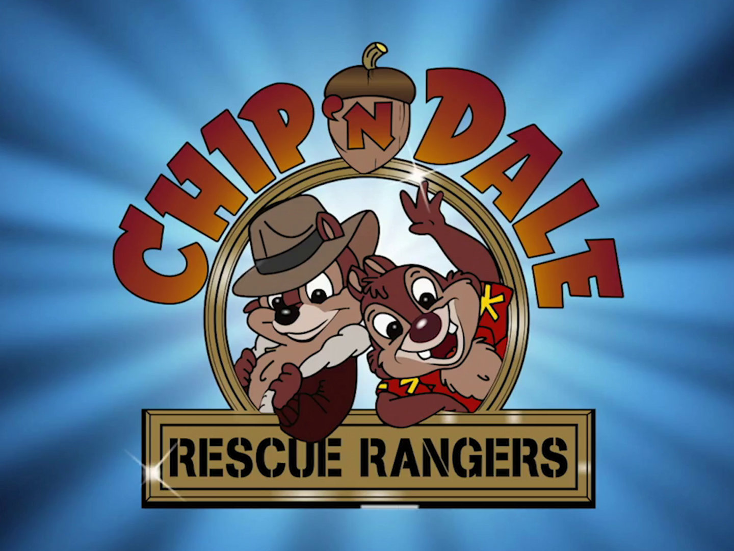 Chip 'n Dale Rescue Rangers High Quality Background on Wallpapers Vista