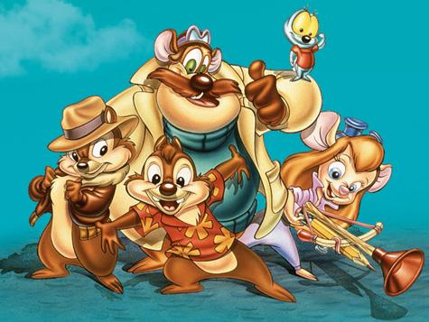 Nice wallpapers Chip 'n Dale Rescue Rangers 475x357px