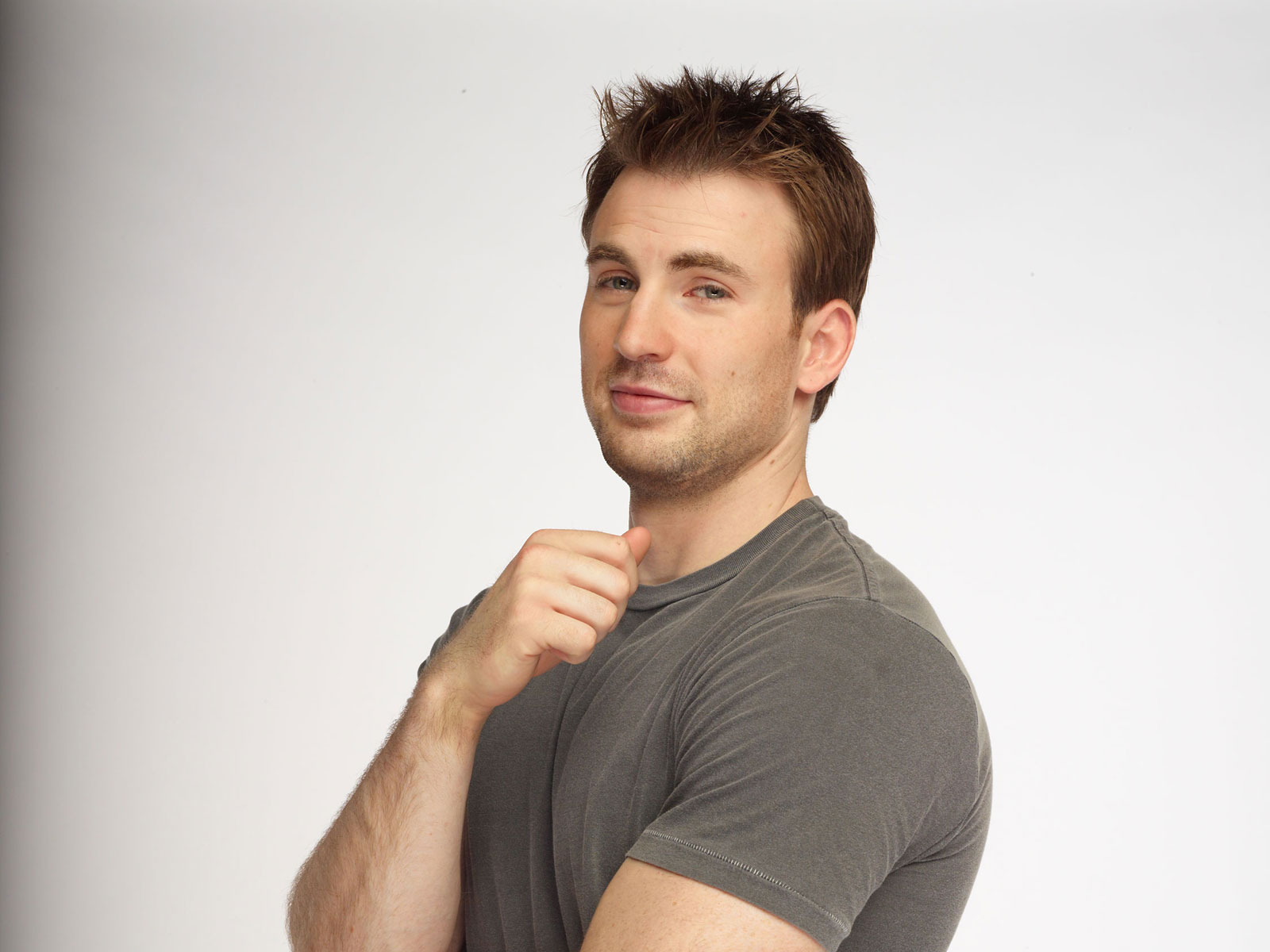 Nice Images Collection: Chris Evans Desktop Wallpapers