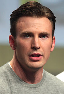 Nice wallpapers Chris Evans 220x325px