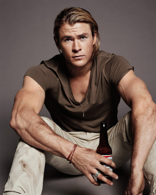 Nice wallpapers Chris Hemsworth 500x625px