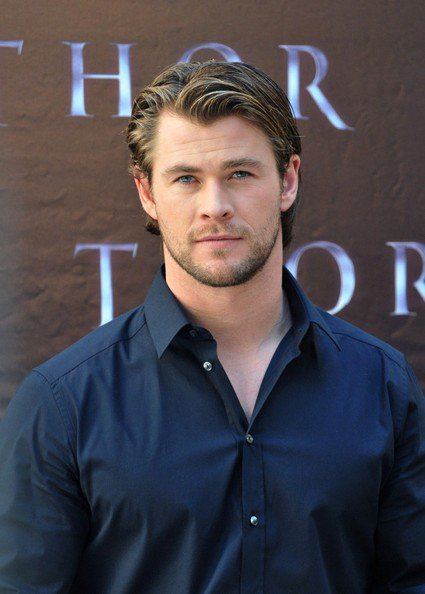 Chris Hemsworth Backgrounds on Wallpapers Vista