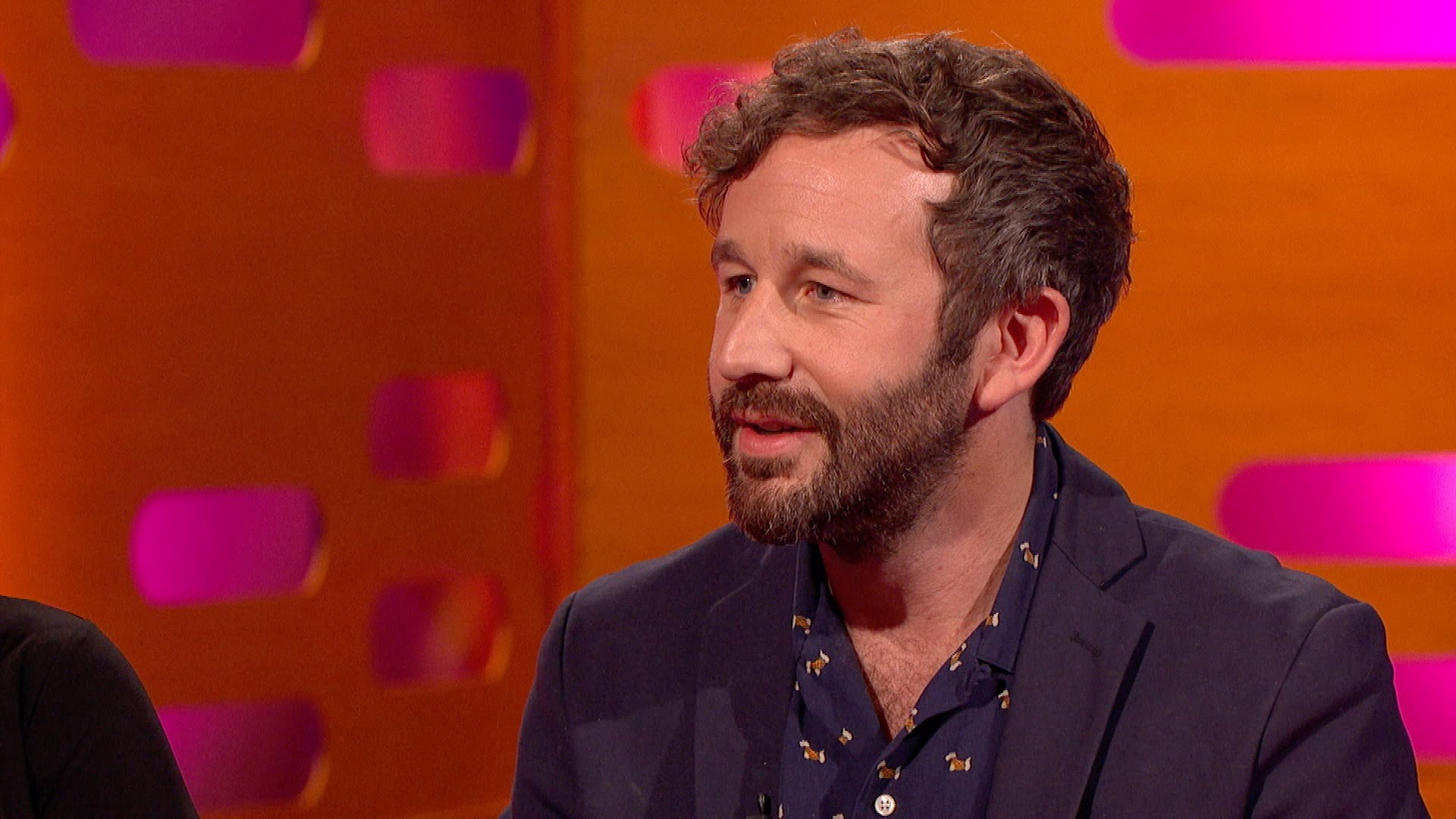 Chris O'Dowd Backgrounds on Wallpapers Vista