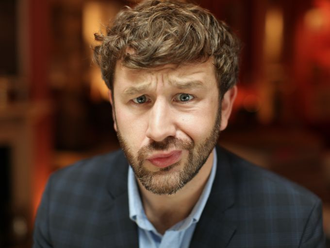 Nice wallpapers Chris O'Dowd 680x510px