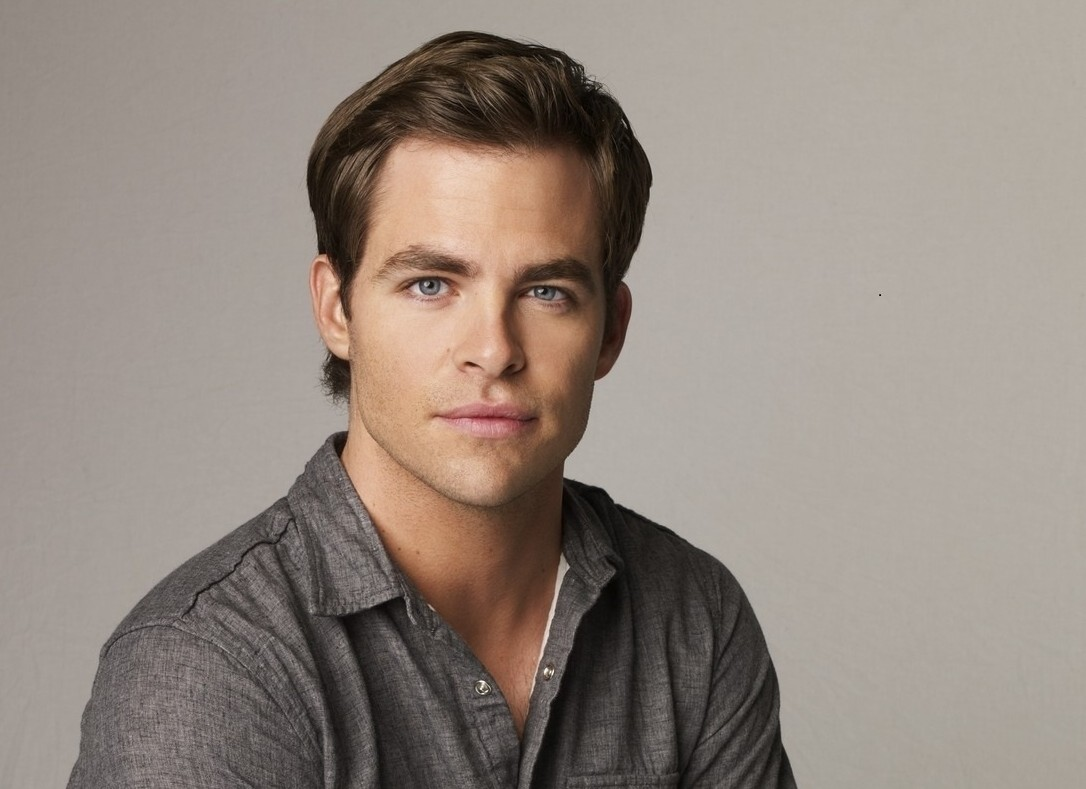 Chris Pine Backgrounds on Wallpapers Vista