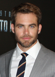 HD Quality Wallpaper | Collection: Celebrity, 189x265 Chris Pine