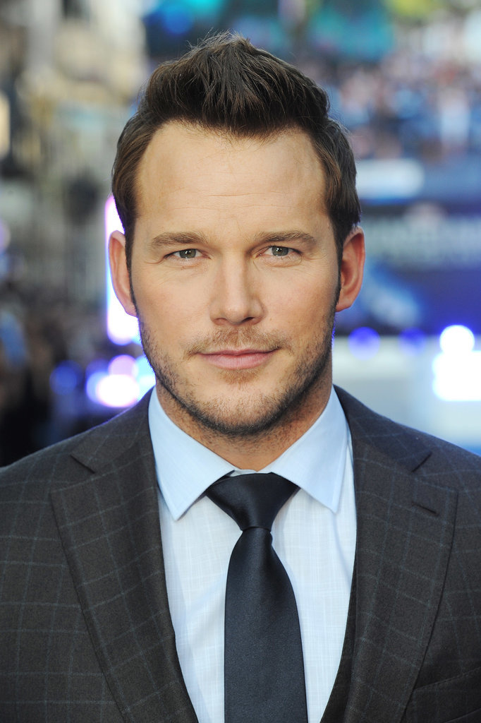 Nice Images Collection: Chris Pratt Desktop Wallpapers