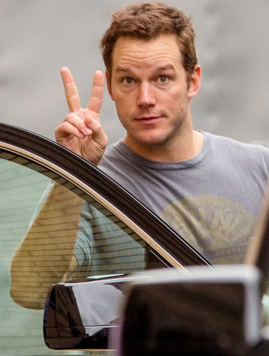 HQ Chris Pratt Wallpapers | File 80.11Kb