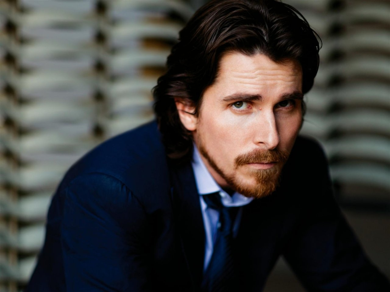 Nice Images Collection: Christian Bale Desktop Wallpapers
