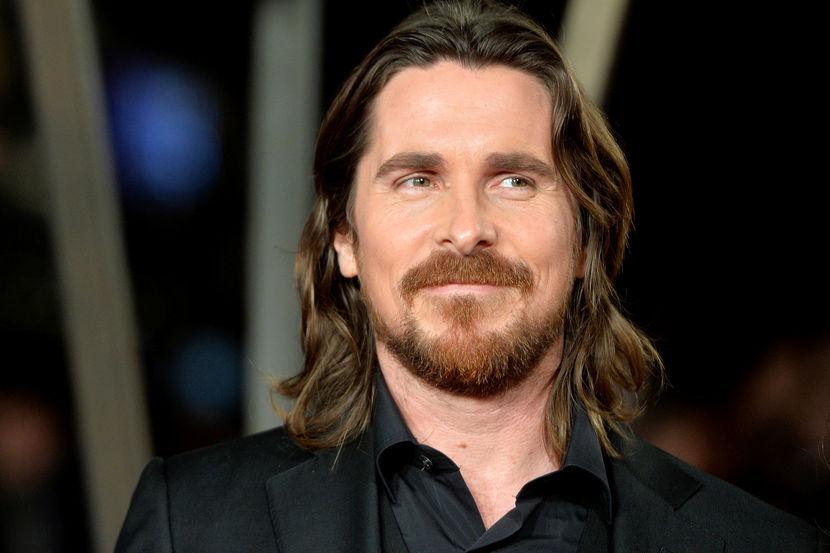 High Resolution Wallpaper | Christian Bale 830x553 px