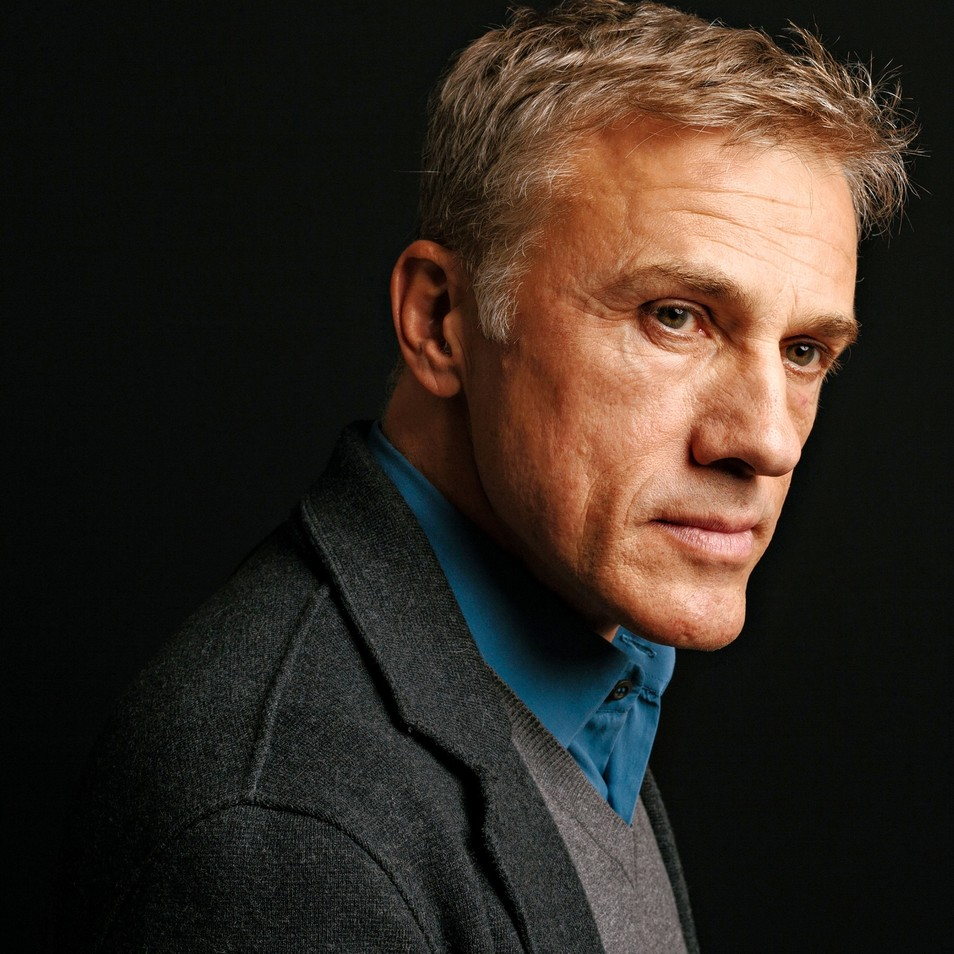 Nice wallpapers Christoph Waltz 954x954px