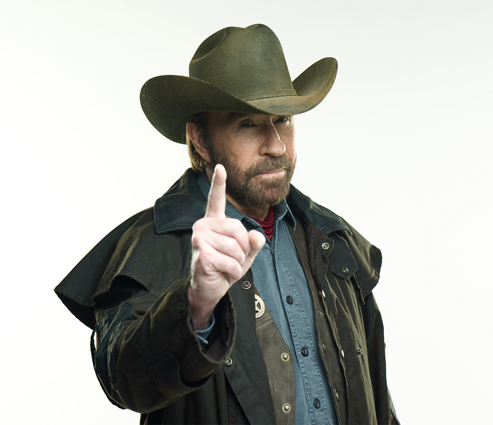 HQ Chuck Norris Wallpapers | File 169.43Kb