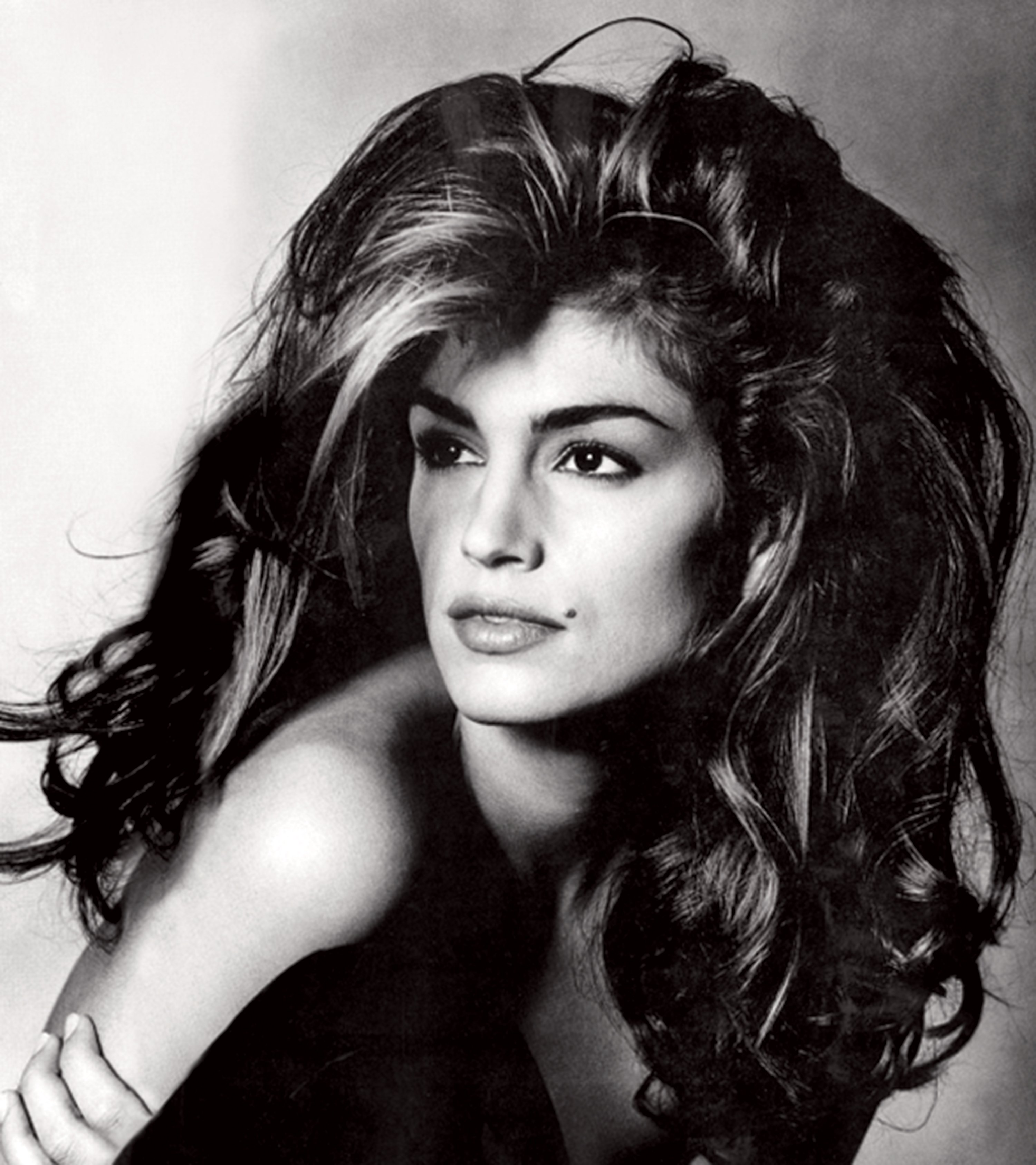 High Resolution Wallpaper | Cindy Crawford 3000x3372 px