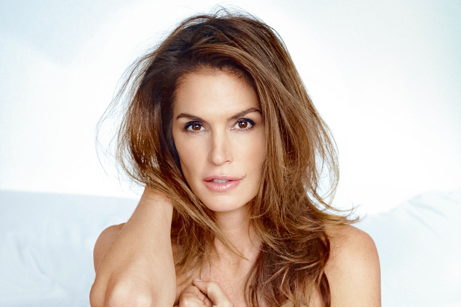 HD Quality Wallpaper | Collection: Celebrity, 1500x1000 Cindy Crawford