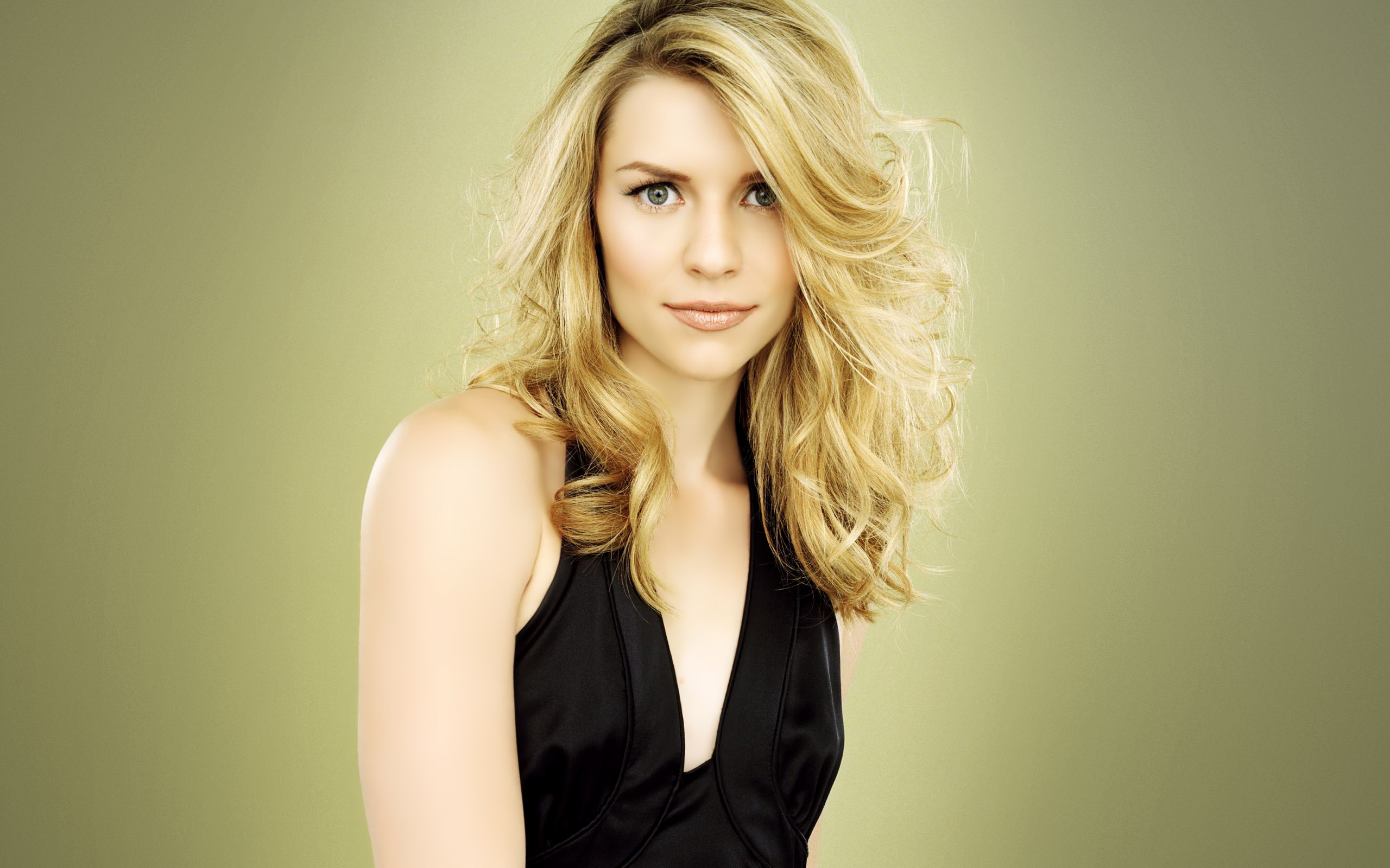 HD Quality Wallpaper | Collection: Celebrity, 2560x1600 Claire Danes