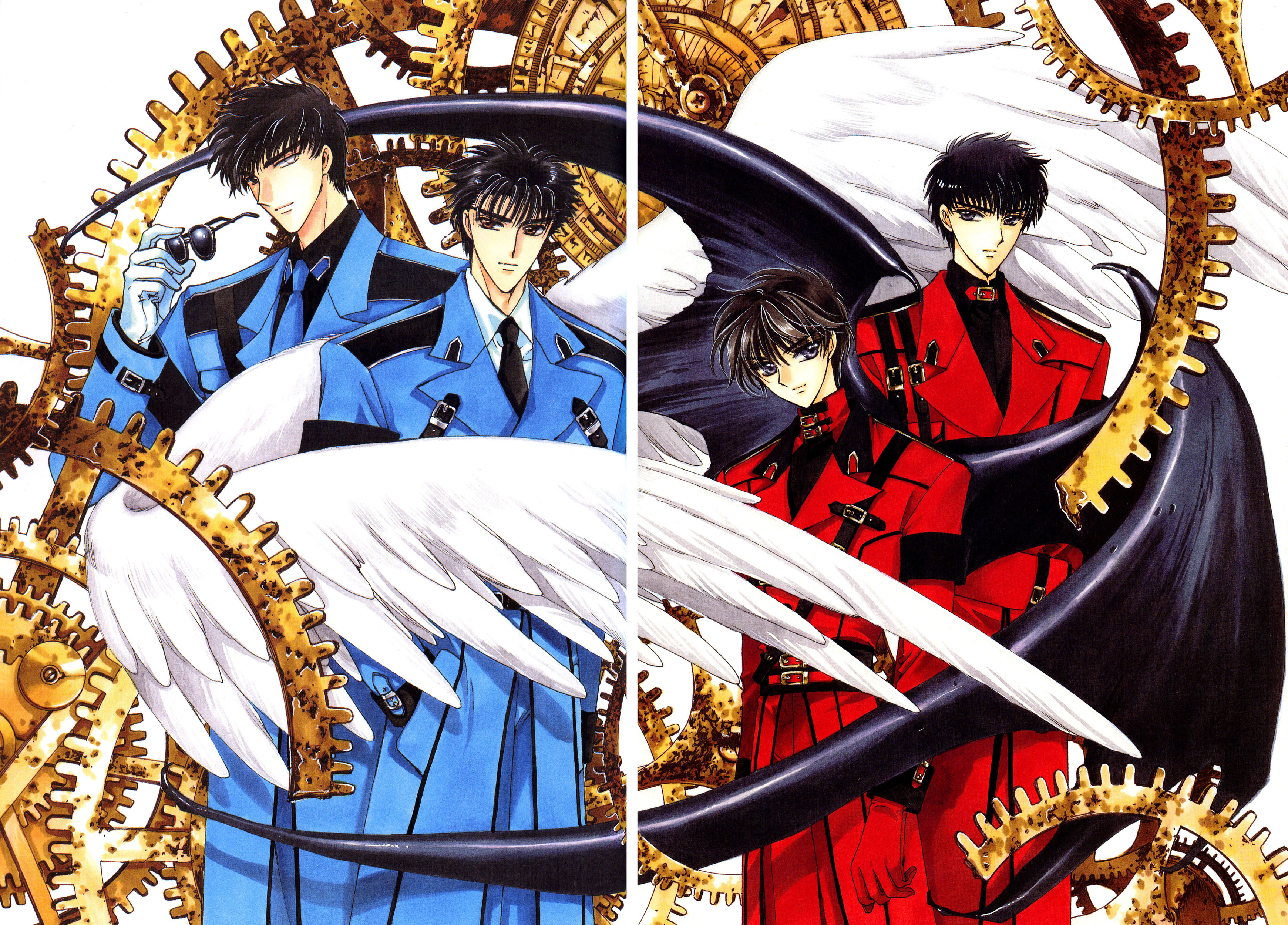 Clamp X High Quality Background on Wallpapers Vista