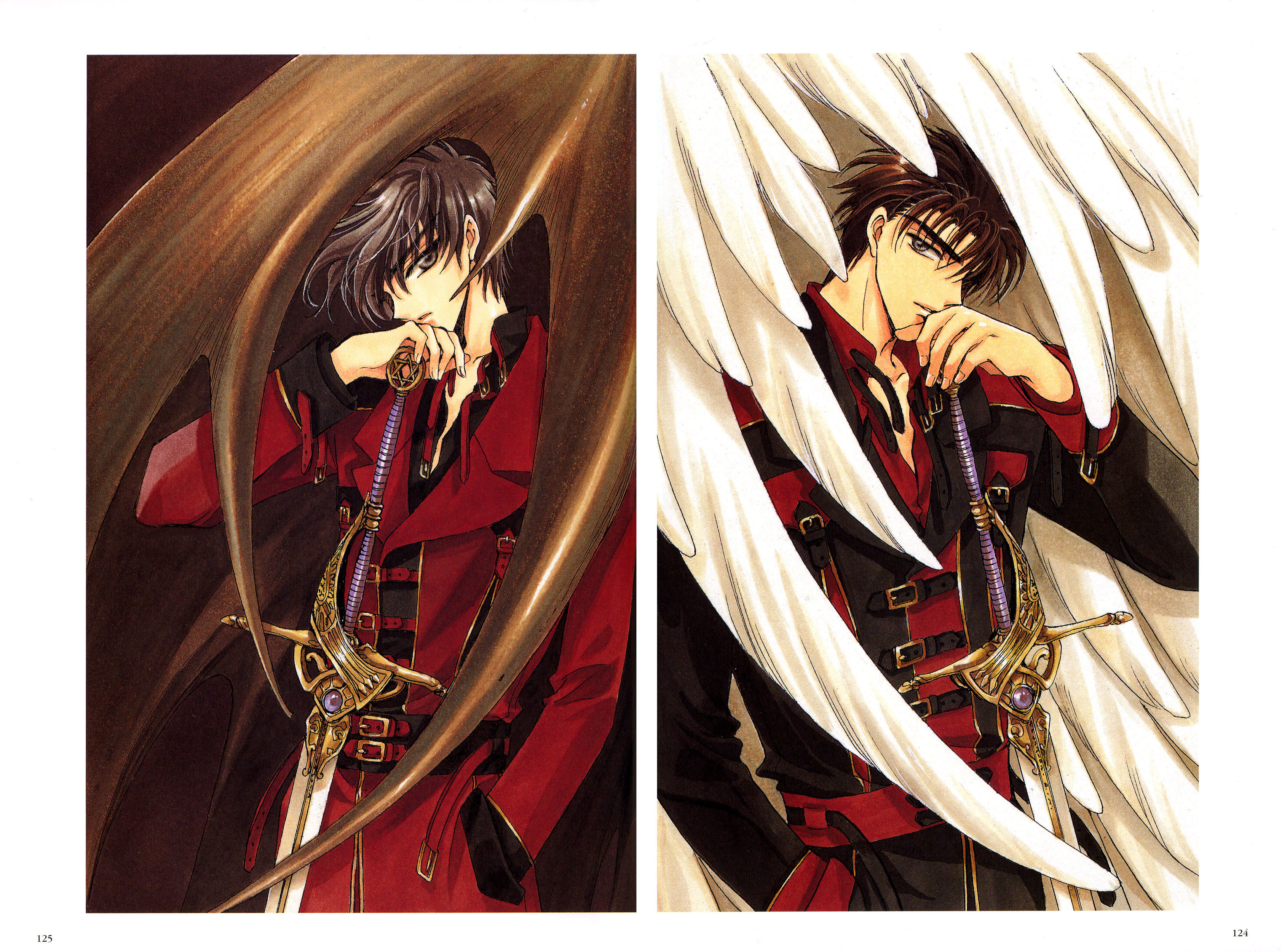 HQ Clamp X Wallpapers | File 1870.02Kb