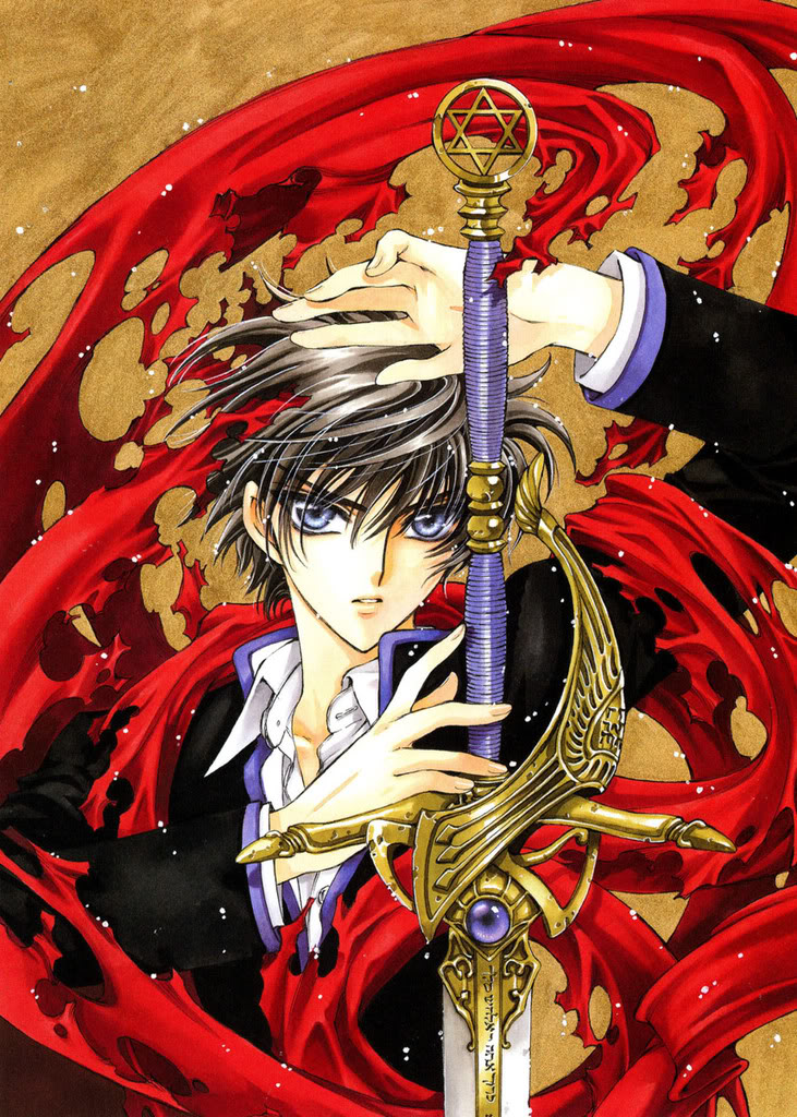 Clamp X Pics, Anime Collection