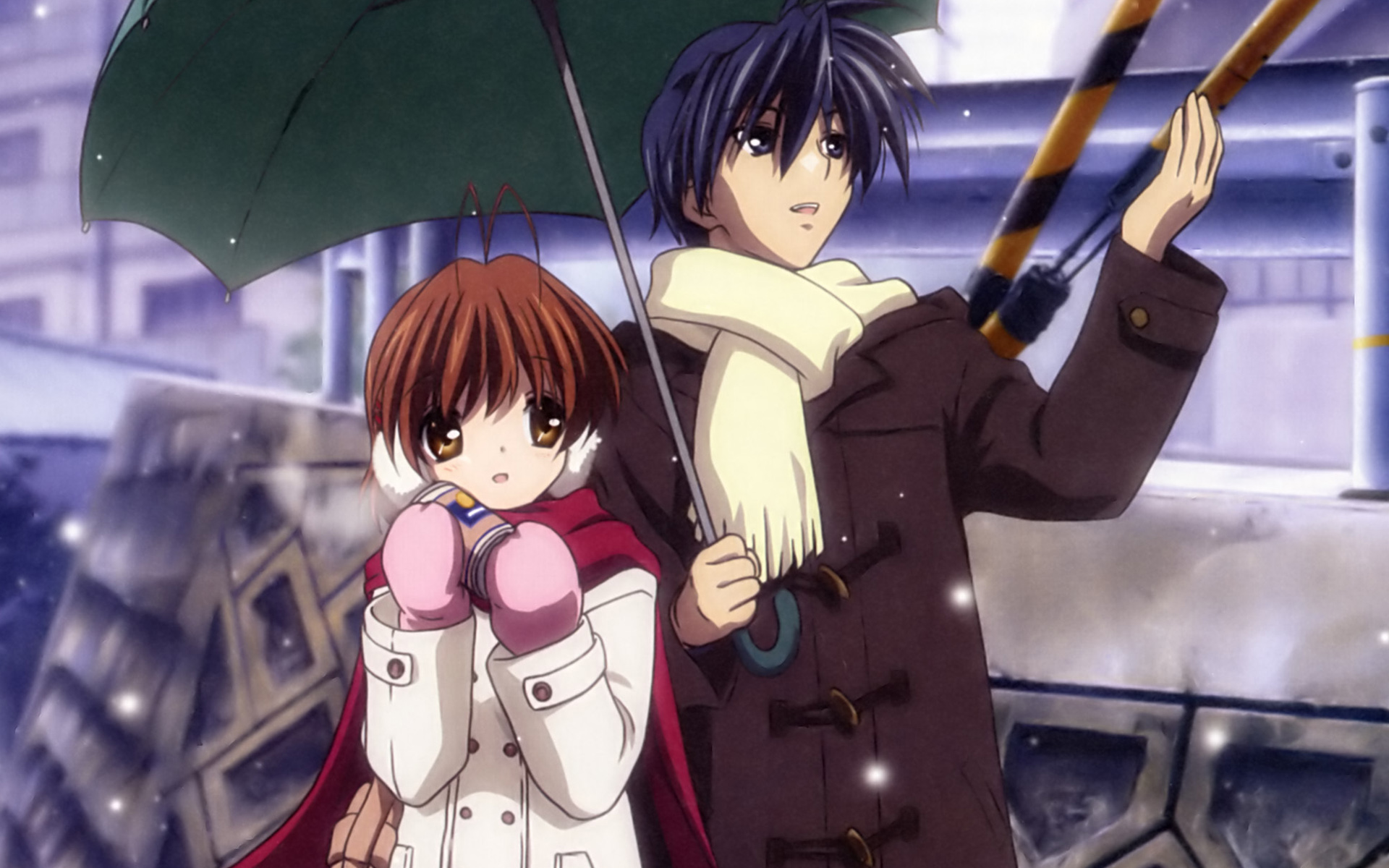 1920x1200 > Clannad Wallpapers