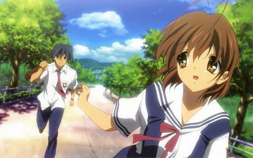 HQ Clannad Wallpapers | File 43.63Kb