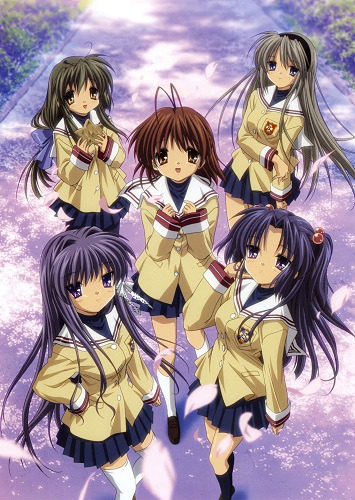 Images of Clannad | 355x500