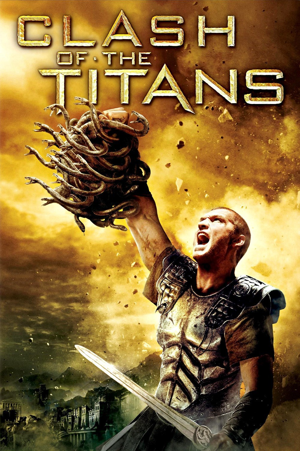 Clash Of The Titans 2010 Wallpapers Movie Hq Clash Of The