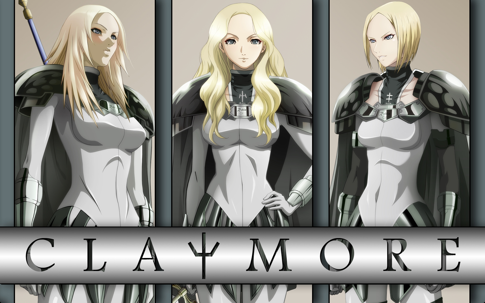 HD Quality Wallpaper | Collection: Anime, 1680x1050 Claymore