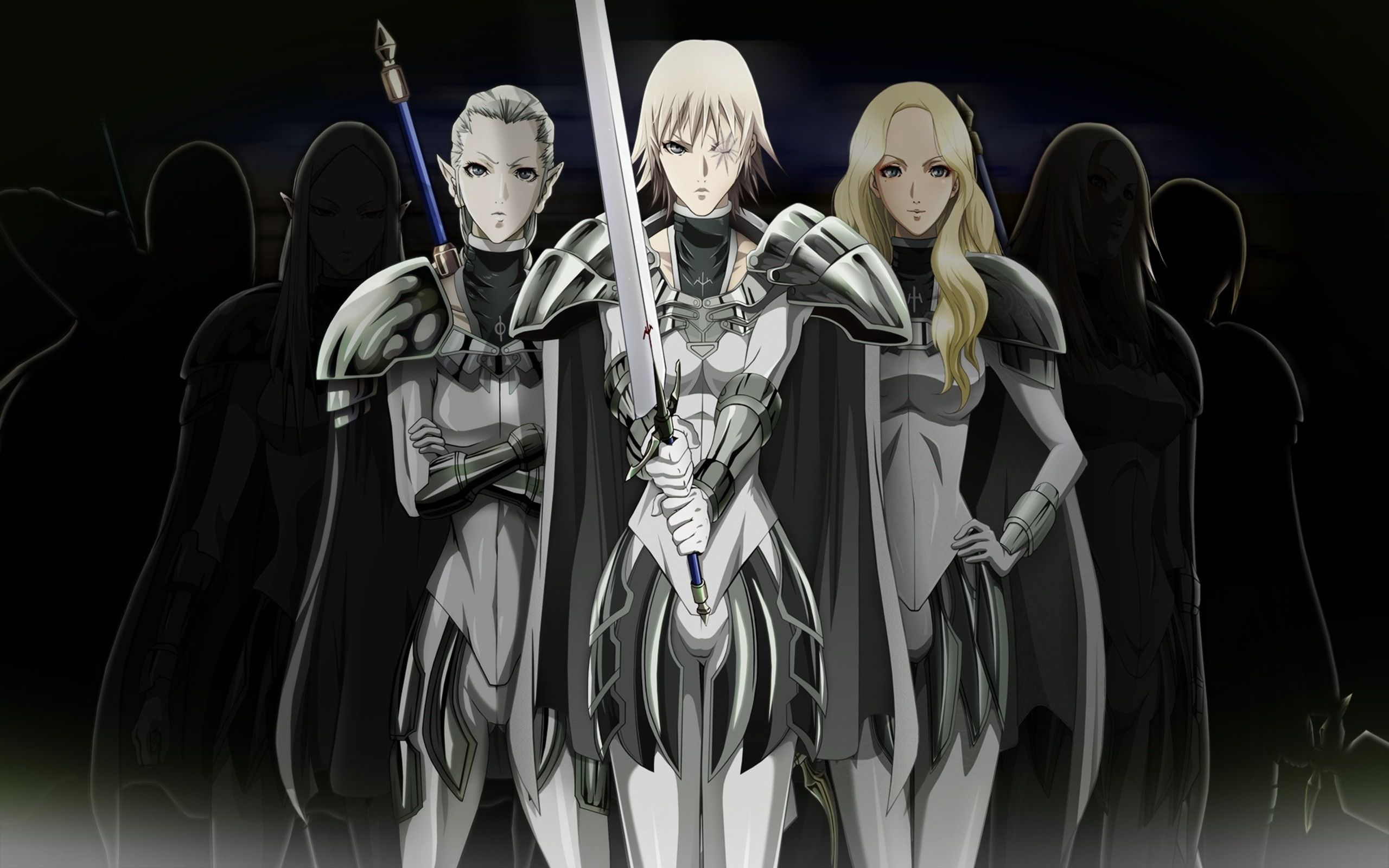 Nice wallpapers Claymore 2560x1600px