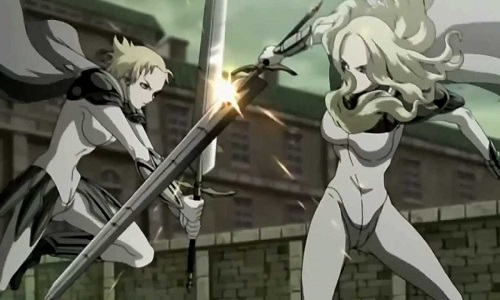 Nice wallpapers Claymore 500x300px