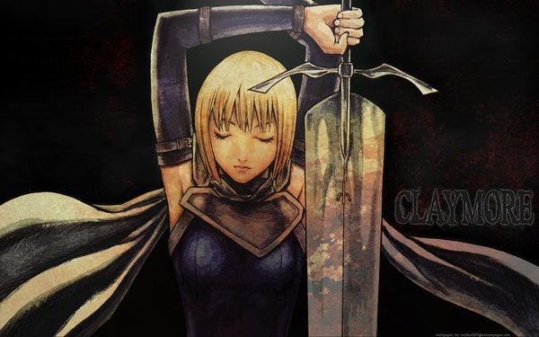 Claymore High Quality Background on Wallpapers Vista