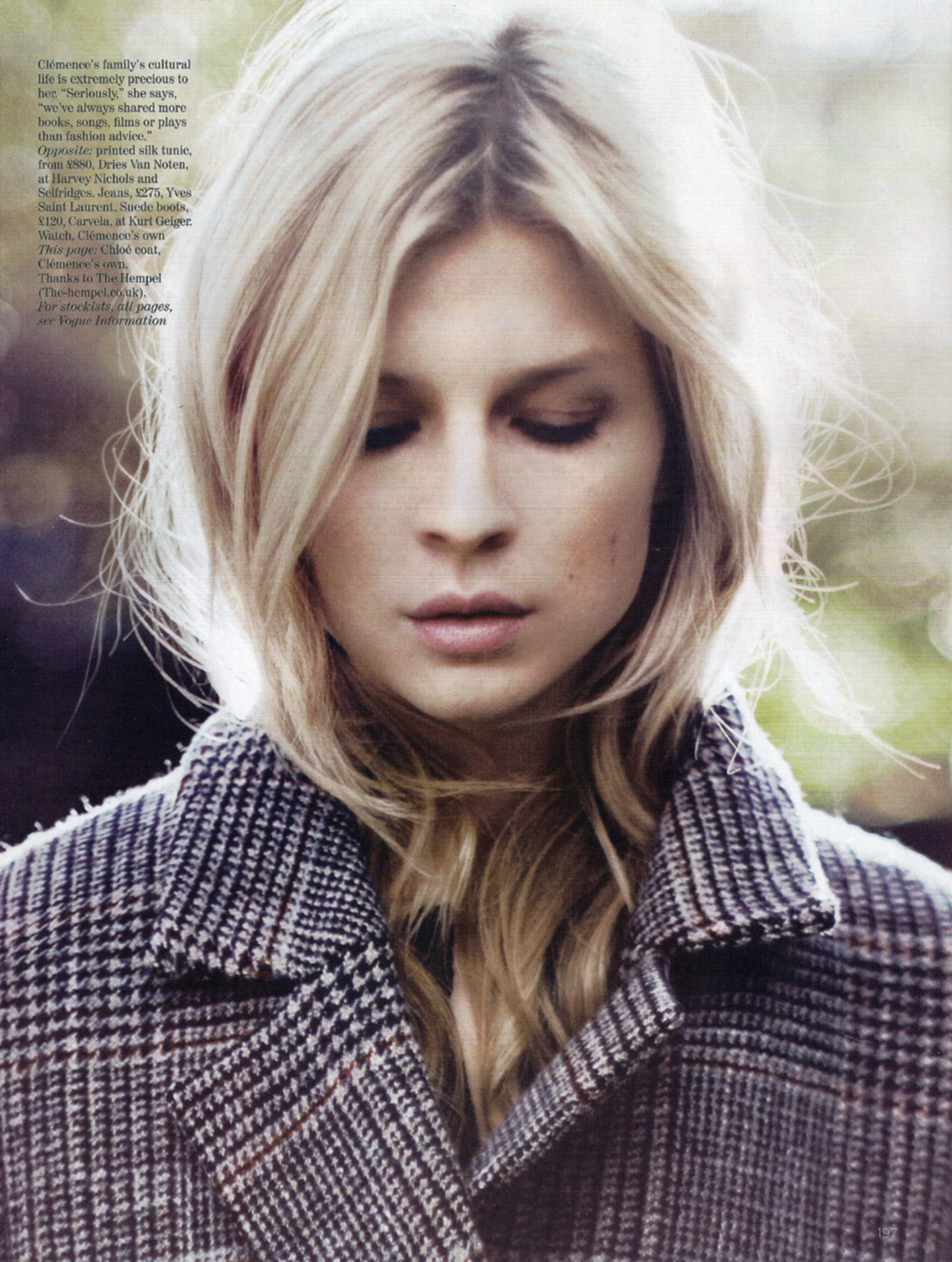1200x1591 > Clemence Poesy Wallpapers