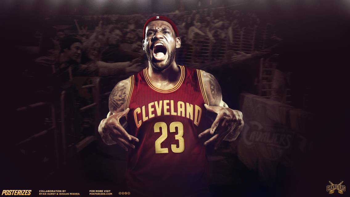 High Resolution Wallpaper | Cleveland Cavaliers 1136x640 px