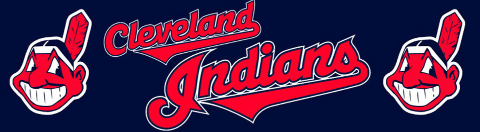 Nice wallpapers Cleveland Indians 960x265px