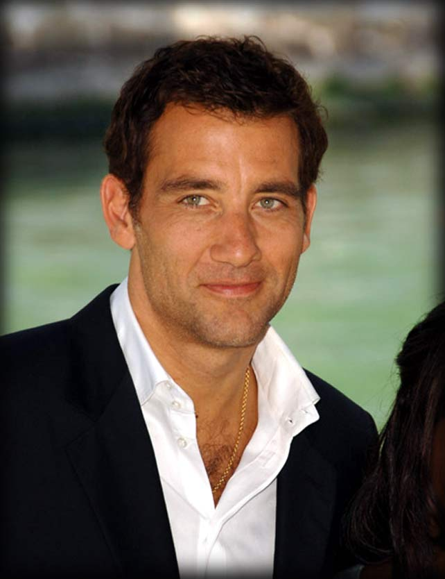 Clive Owen  Backgrounds on Wallpapers Vista